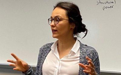Ayca Zayim (2016-2017)