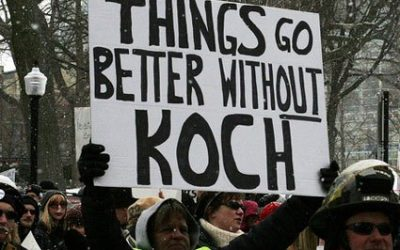 Koch Brothers' Higher Education Campaign