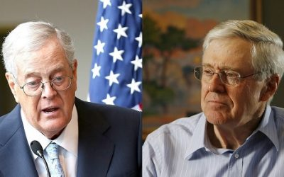 Koch Brothers' Agenda