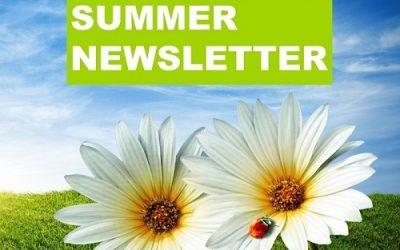 Summer 2016 News